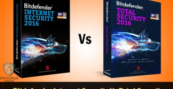 Bitdefender Internet Security Vs Bitdefender Total Security
