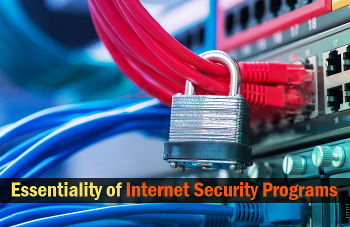 Why Internet Security Programs are Essential