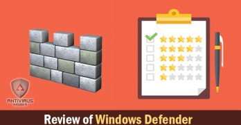 Full Review of Windows Defender Antivirus
