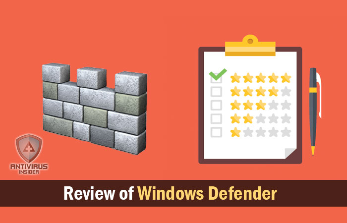 reviw of windows defender