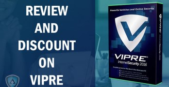 VIPRE Antivirus Coupon Codes and Review
