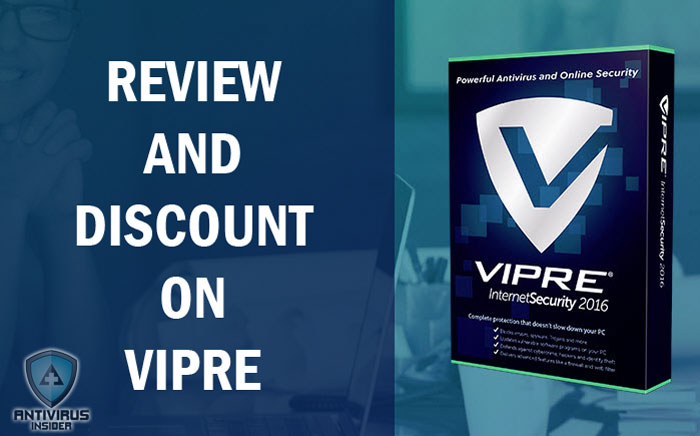 vipre antivirus coupon