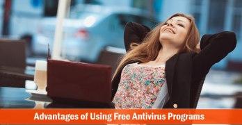 Advantages of Using Free Antivirus Programs