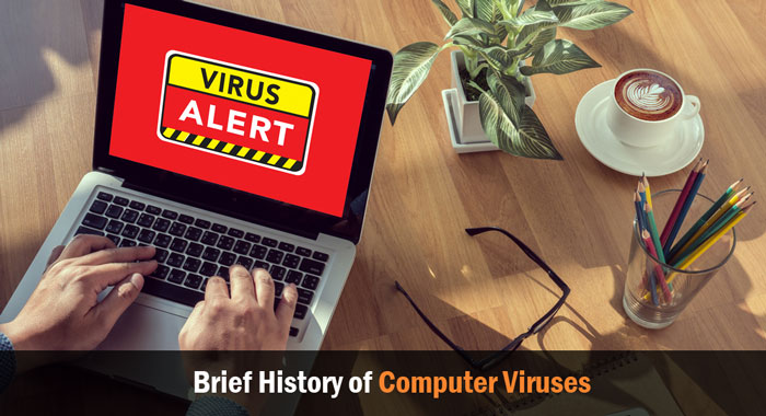 a brief history of computer viruses antivirus insider history of computer viruses