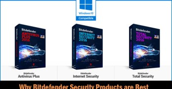 Why Bitdefender Security Products are Best for your Computer