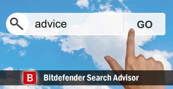 How to Use, Turn OFF and Turn ON Bitdefender Search Advisor