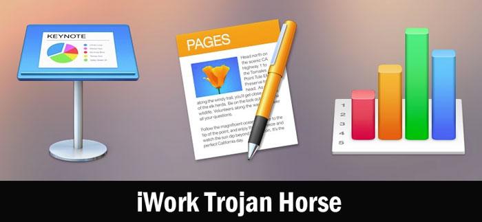 iwork trojan in mac