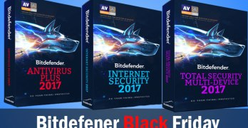 Bitdefender Black Friday 2016 Coupon Codes