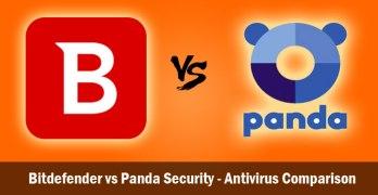 Bitdefender Vs Panda Security