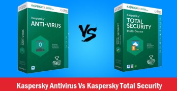 Kaspersky Antivirus Vs Kaspersky Total Security