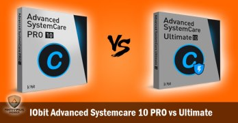 IObit Advanced Systemcare 10 PRO vs Ultimate PRO