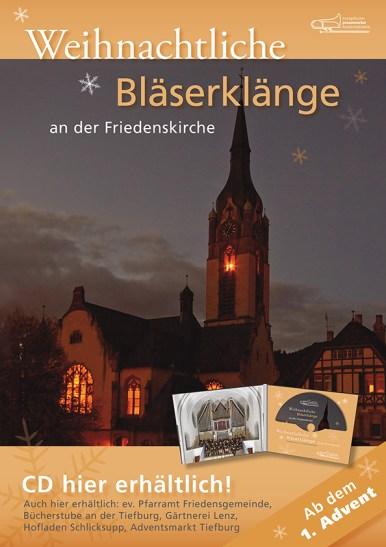 Plakatgestaltung Posaunenchor Handschuhsheim