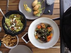 Lunch @Restaurant Balcón del Zócalo