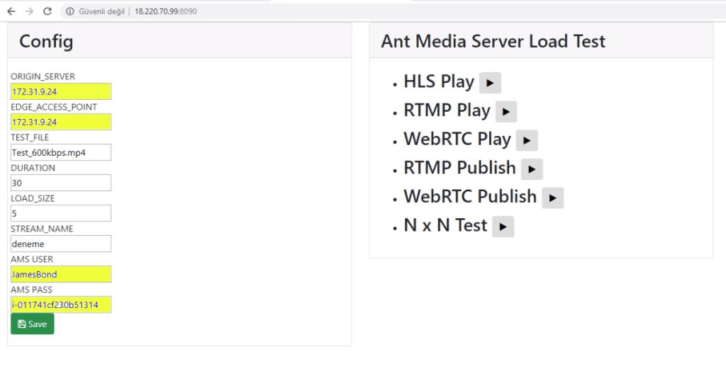 WebRTC Load Testing in 5 Minutes - Ant Media