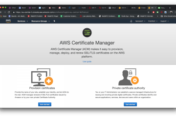 Step by Step Guide: How to get SSL Certificate on AWS Certificate Manager for your Domain Name? 38