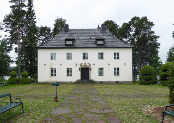 Hildasholm, Leksand