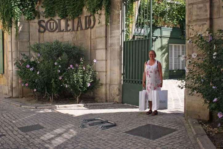 Museet Souleiado, Tarascon, Frankrike