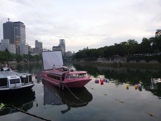Motoyasu River, Hiroshima