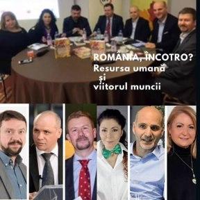 SPEAKER EVENIMENT ROMANIA, INCOTRO decembrie 2019