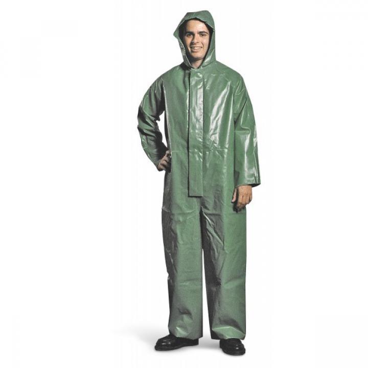 Quần áo với tác dụng chống hóa chất dùng để làm việc trong những môi trường nhiều độc hại