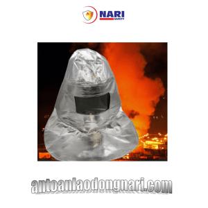 Sản phẩm mũ chống cháy chịu nhiệt 1000 độ C được kiểm định chất lượng