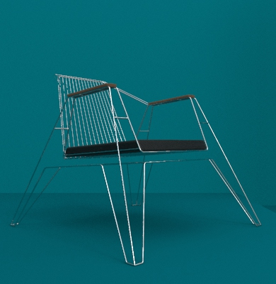 Wire-x Chair Design