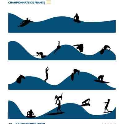 Championnats de France de Surf 2019
