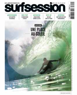 Couverture Surf Session n°341