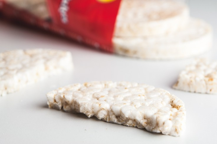 Diet myth example - Rice cakes are low in calories but cannot be classified as healthy food