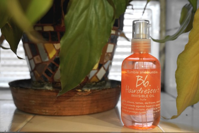 Bumble and Bumble Hairdresser's Invisible Oil 01