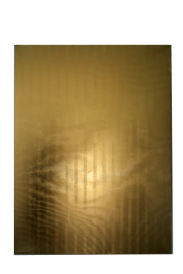 Oro 2015 Acrylic, wooden stretcher 900 x 1200 mm