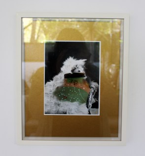 FIONA JOHNSTONE Pavo and the lost Tyree baby 2016 Digital print on Ilford Galerie Metallic Gloss 260gram paper, edition of 1 215 x 160 mm
