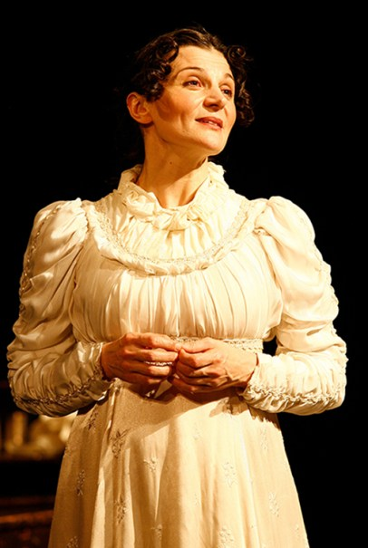 as Mrs. Harford in A TOUCH OF THE POET