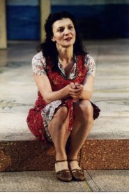 as Adriana in THE COMEDY OF ERRORS at Shakespeare on the Sound, directed by Ezra Barnes