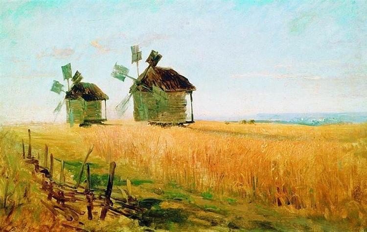 Photo of الذرة لـ فيودور فاسيلييف