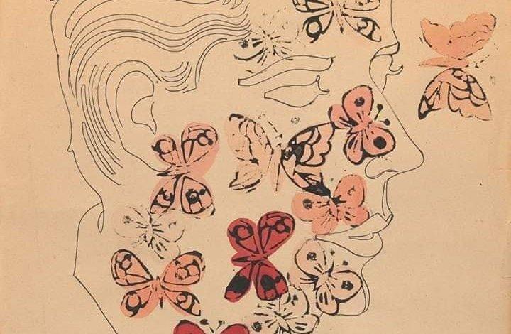 صورة إلى الفراشة المرتجفة يسارًا في صدري – رؤى عبد الوهاب