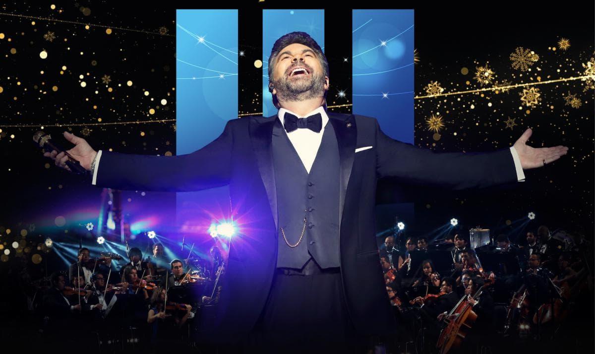 Mijares ofrecerá un concierto sinfónico en formato virtual