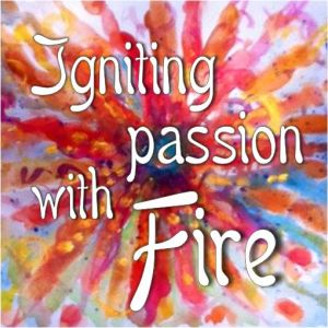 Igniting passion with fire