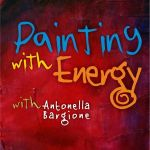 Painting with energy logo