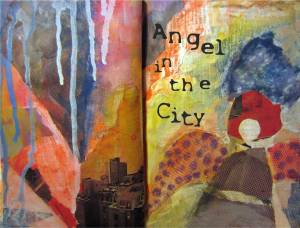 angel in the city