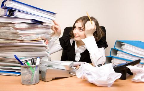 organizzazione dello studio organizzazione università stress