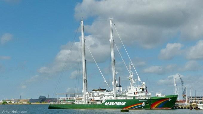 Greenpeace Ships