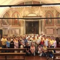 Parafialna pielgrzymka do Włoch