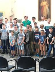 Duszpasterstwo Liturgicznej Służby Ołtarza Parafii pw. Świętego Antoniego w Toruniu pragnie podziękować wszystkim kandydatom na ministranta, ministrantom, lektorom oraz ceremoniarzom za zaangażowaniew Służbę przy Ołtarzu.