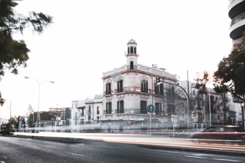 Old Town Palma de Mallorca