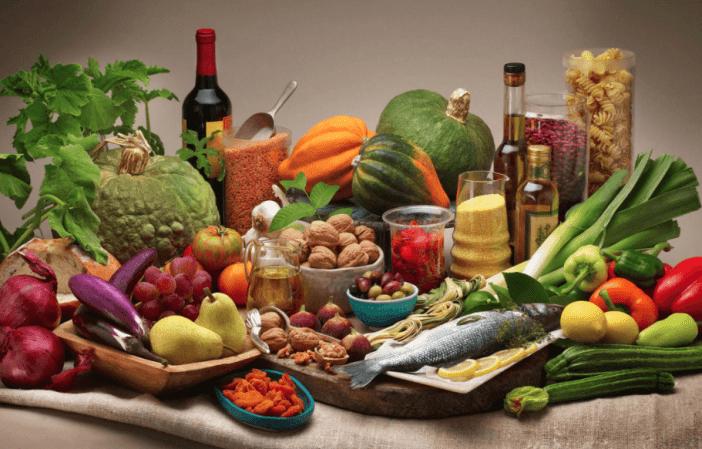 dieta mediterranea alimenti