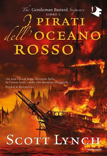 Copertina I pirati dell'Oceano Rosso