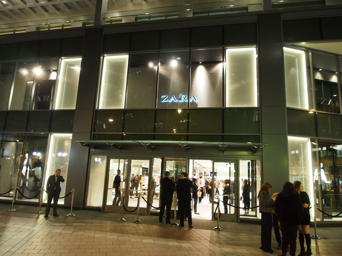 Zara Seattle Westlake Opening (Pictures)