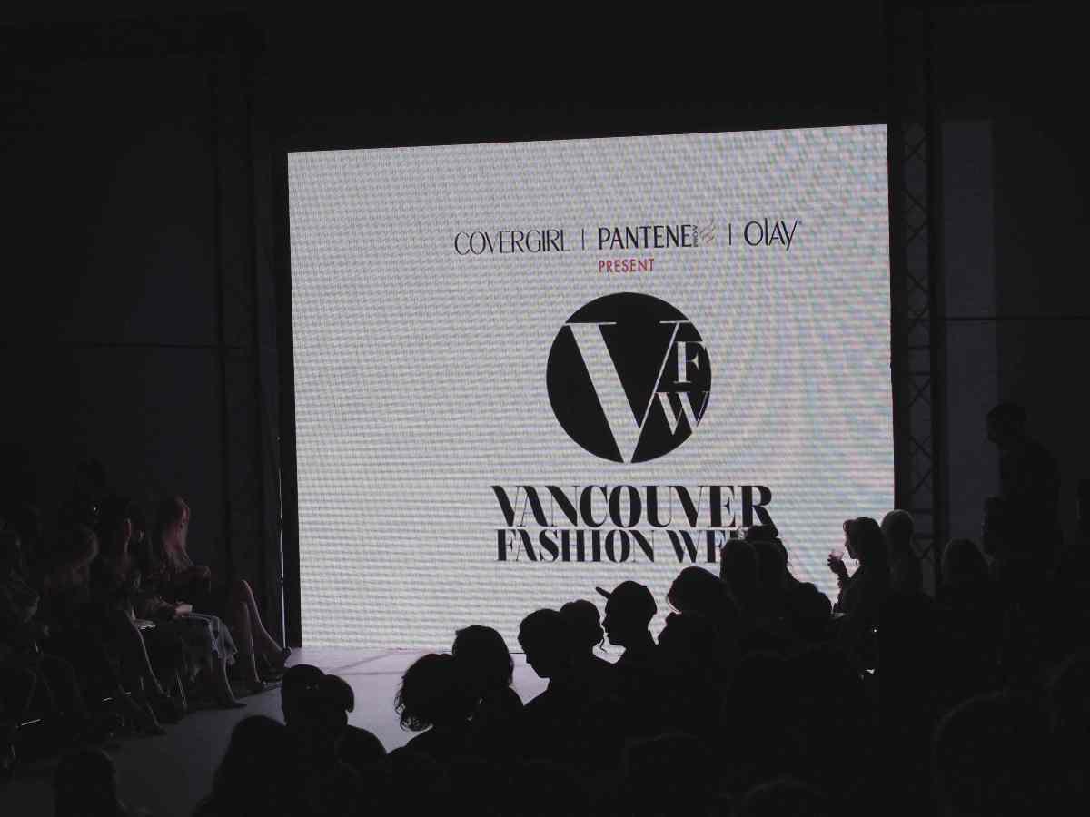 Vancouver Fashion Week 2014 Fall/Winter Photos