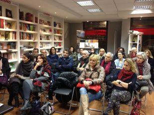 Il pubblico intervenuto (Foto S. Senesi)